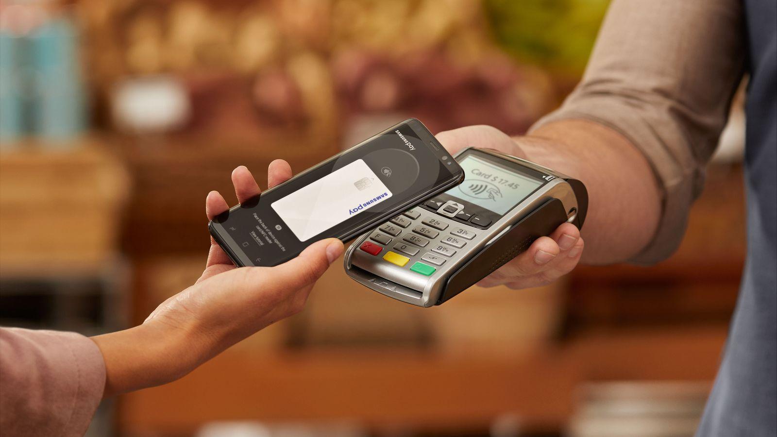 Apple Pay, Samsung Pay, Android Pay и прочие пэи в POS-терминале