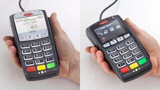 Сравниваем Ingenico iPP320 и Ingenico iPP350