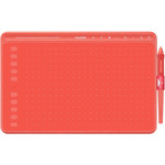 Графический планшет Huion Inspiroy HS611 Coral Red
