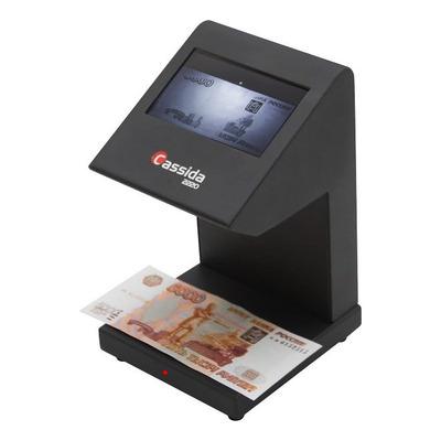 Детектор банкнот Cassida 2220