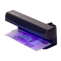 Ультрафиолетовый детектор валют DORS 50 (черный)