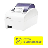 Онлайн-касса АТОЛ 55Ф Белый RS-232 USB Ethernet с ФН 36 мес и ОФД