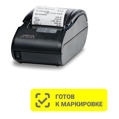Онлайн-касса АТОЛ 11Ф Черный ФН 1.1 36 мес RS-232 USB