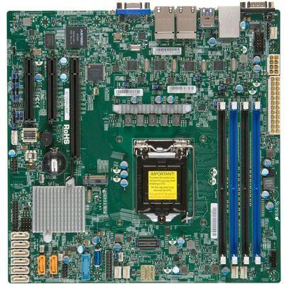 Материнская плата SuperMicro X11SSH-LN4F-O