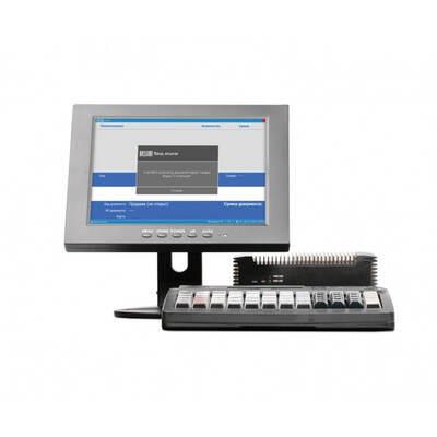 POS-система АТОЛ Ритейл Pro (АТОЛ 55Ф с ФН 15 мес, Windows 10 IoT, Frontol 6, NFD10, LM10, КВ-60, MSR123, Voyager 1450gHR)