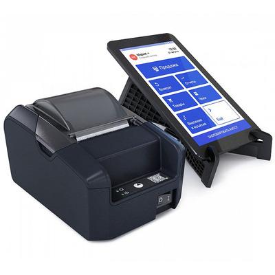 POS-комплект Штрих-М ТО Необходимый On-Line без ФН (7М с БП, Ш-ON-LINE WiFi, без подставки, черный)