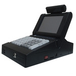 POS-система Штрих-М Штрих-LightPOS WinCE 6.0 Slim 201 R2 (черный)