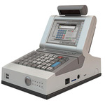 POS-система Штрих-М Штрих-LightPOS WinCE 6.0 Slim 001 R2 (серый)