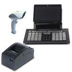 POS-система Штрих-М Штрих-УТМ S67B (Кассир miniPOS, 7, Z3735F) + Сканер, Штрих-Лайт-01Ф