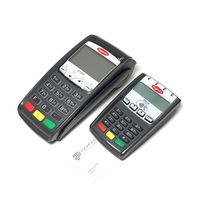 POS-терминал Ingenico iCT220 Ethernet c пин-падом Ingenico iPP220 CTLS б/у