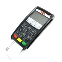 POS-терминал Ingenico iCT220 GPRS (GEM) A98 б/у