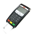 POS-терминал Ingenico iCT220 Ethernet GPRS (GEM) C98 б/у
