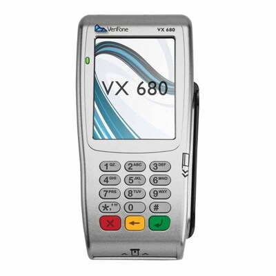 POS-терминал Verifone Vx680 GPRS CTLS