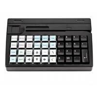Программируемая клавиатура Posiflex KB-4000UB черная...
