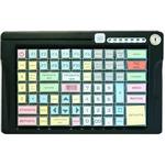 Программируемая клавиатура POSUA LPOS-084-M12 USB с ключом (черный)
