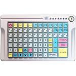 Программируемая клавиатура POSUA LPOS-084-M12 USB с ключом (бежевый)