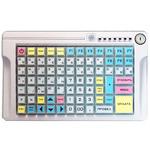 Программируемая клавиатура POSUA LPOS-084-Mxx USB с ключом (бежевый)
