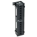 Настенная патч-панель ITK кат.5Е UTP 12 портов IDC Dual