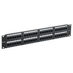 Патч-панель ITK 2U кат. 5Е UTP 48 портов (Krone) GENERICA