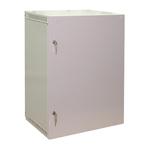 """Настенный шкаф Ижтехноком 19"""" 15U (560 x 400 x 710) дверь металл"""