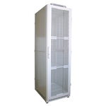 """Напольный шкаф Ижтехноком 19"""" 42U (600 x 1000 x 2100) дверь металл перф./металл перф."""
