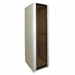 """Напольный шкаф Ижтехноком 19"""" 42U (600 x 1000 x 2100) дверь стекло/металл"""