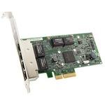 Сетевая карта Lenovo 7ZT7A00484 TCh ThinkSystem Broadcom NetXtreme PCIe 1Gb 4-Port RJ45 Ethernet Adapter
