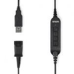 Проводной USB-переходник Snom ACUSB для гарнитуры