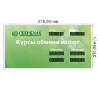 Табло котировок валют Kobell ТЕК 2