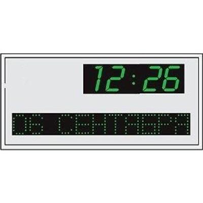"Табло ТНК-2 ""Часы-календарь"""