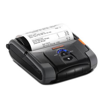 Мобильный принтер Bixolon SPP-R400WK
