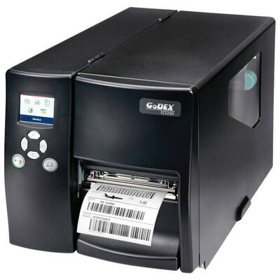 Принтер этикеток Godex EZ-2250i с отрезчиком (толщина материала до 0,3 мм)