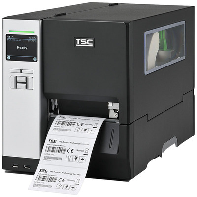Принтер этикеток TSC MH340T (Touch LCD) с отрезчиком