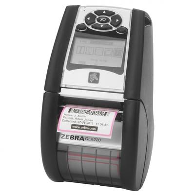 Мобильный принтер этикеток Zebra QLn220 DT BT