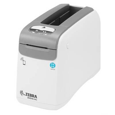 Браслетный термопринтер Zebra ZD510 DT (USB, USB Host, Ethernet)