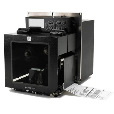Встраиваемый термотрансферный принтер этикеток Zebra ZE500 TT (Serial, Parallel, USB, Int 10/100)