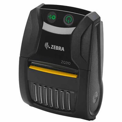 Мобильный принтер Zebra ZQ310 (Wi-Fi/BT, Linered, Label Sensor, Indoor)