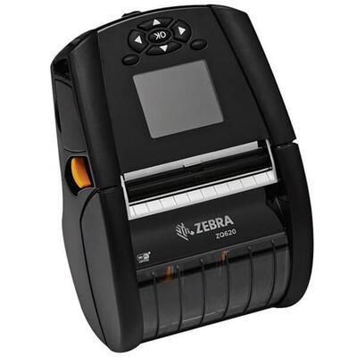 Мобильный принтер этикеток Zebra ZQ620 DT (BT4.0, Linered)
