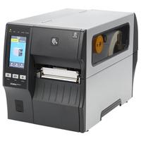 Принтер этикеток промышленного класса Zebra ZT411 (Serial, USB, Ether, BT, USB Host, Wi-Fi, Euro and UK cord, ROW, 203 dpi)