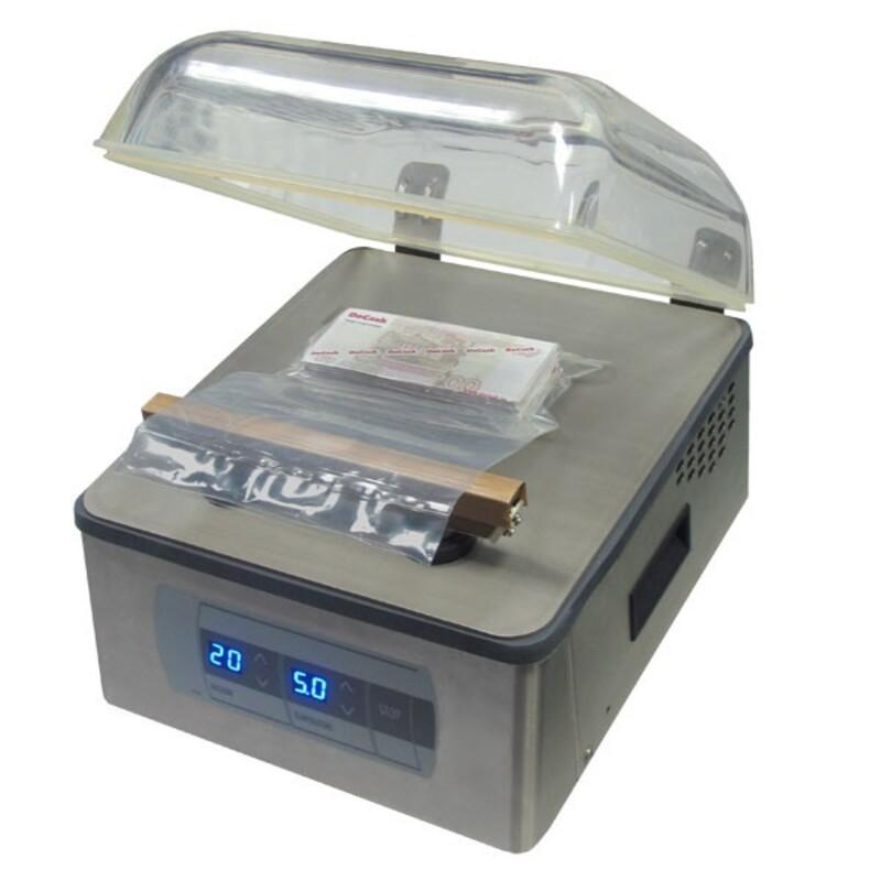 Вакуумный упаковщик docash 2240t картинки вакуумного упаковщика