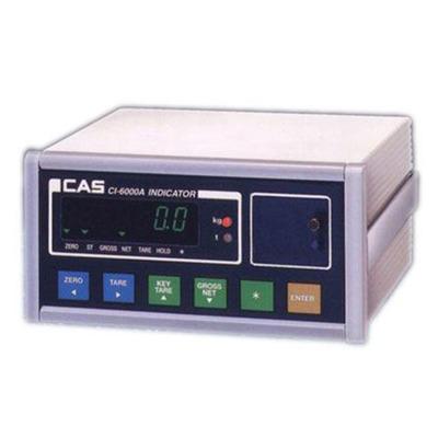 Весовой терминал CAS CI-6000A1