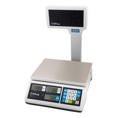 Характеристики Торговые весы CAS ER-JR-15CBU