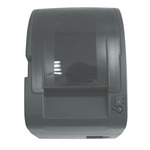 Комплект пластиковых деталей Атол Fprint 22 цвет антрацит