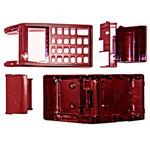Комплект пластиковых деталей Атол Р091 цвет красный