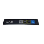 Наклейка клавиатуры CAS AD
