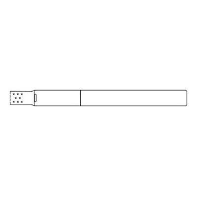 Этикетки-браслеты Honeywell INBND27864-W/1