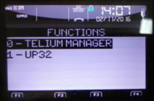 Ingenico iWL250 Telium Manager