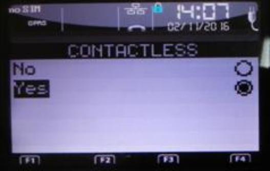 Ingenico iWL250 Telium Manager Contactless