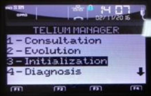 Ingenico iWL250 Telium Manager Initialization