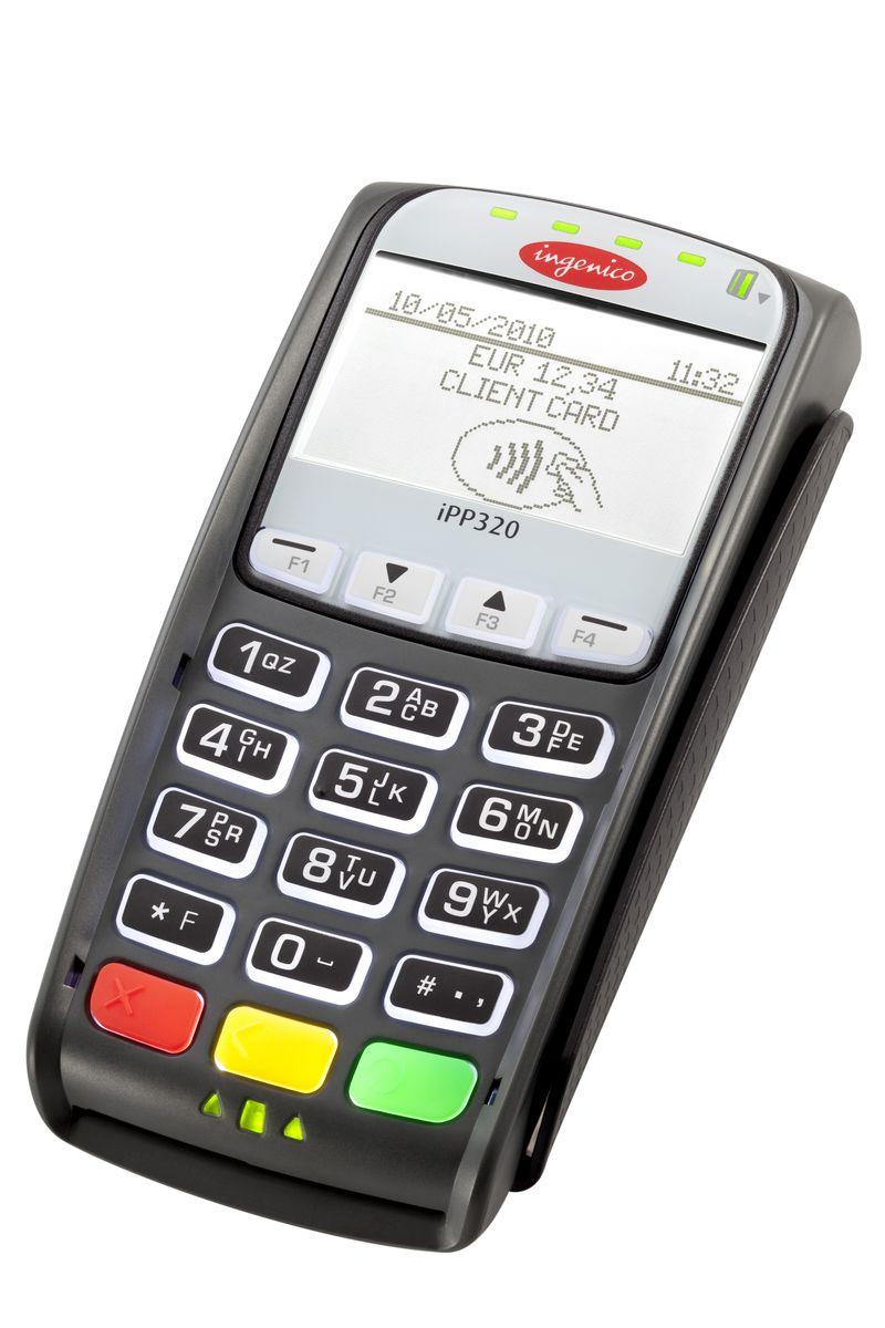 POS-терминал пин-пад Ingenico iPP320 б/у